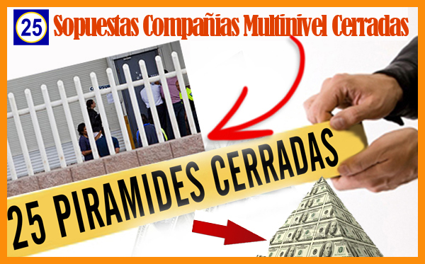 25 empresas multinivel cerradas