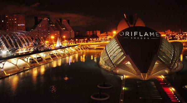 El Impresionante Evento de Oriflame que Hizo Resplandecer Valencia - Oriflame