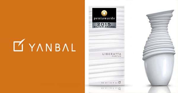 Resultado de imagen para fragancia Liberatta obtuvo el premio Pentaward de Plata